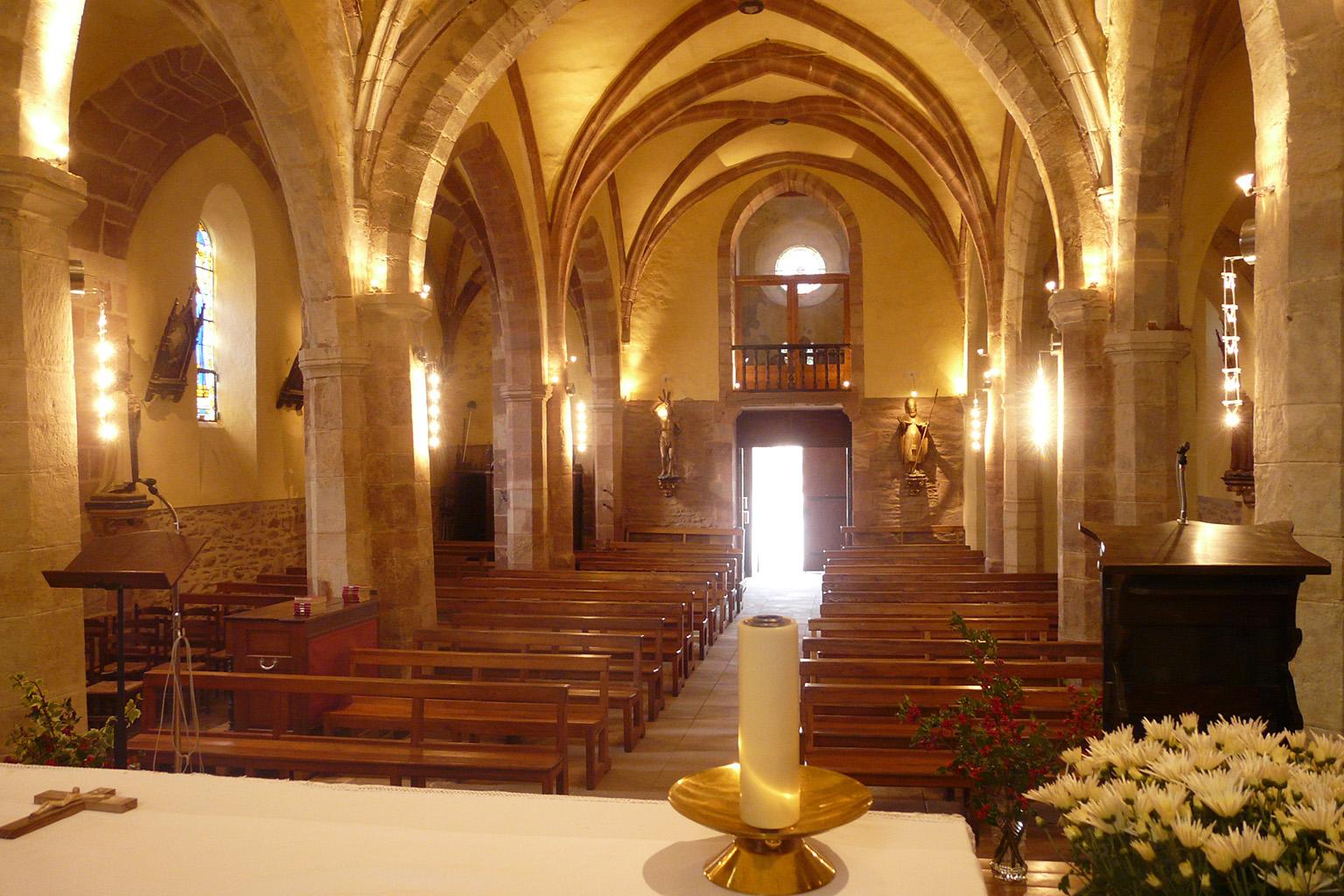Eglise de Mayran