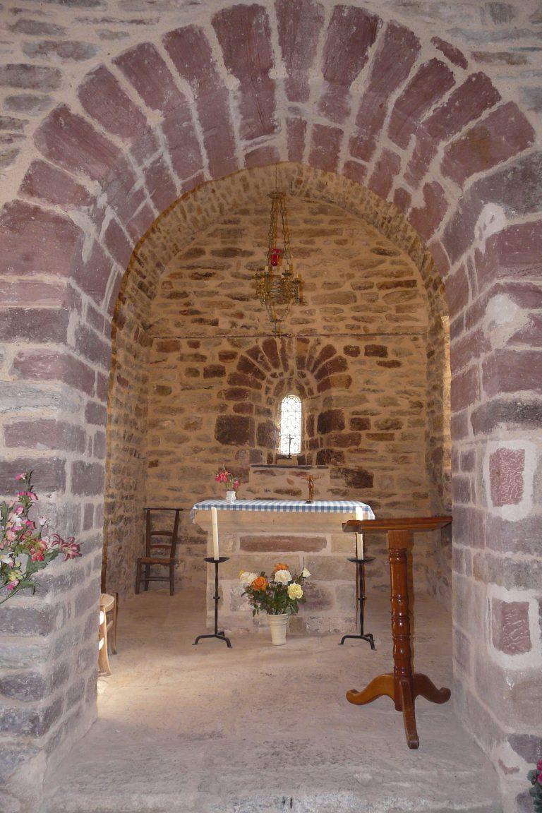 Notre Dame du Soulié à Mayran