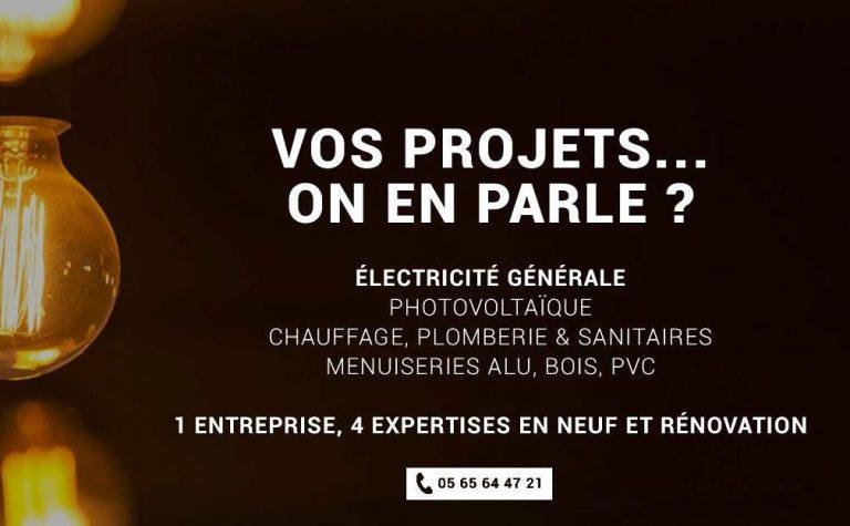 Carte de visite de BROUSSY Jean-Luc Entreprise