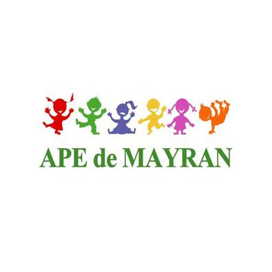 Logo de l'APE de Mayran