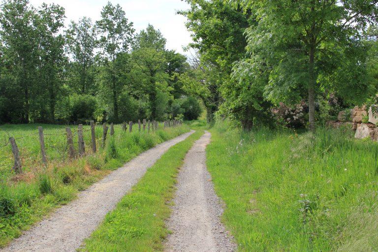 Chemin - Hameau Ruffepeyre